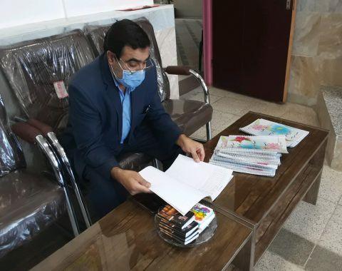 بازدید مسئول محترم ارزیابی عملکرد و نظارت موسسه